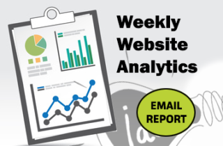 website analytics report