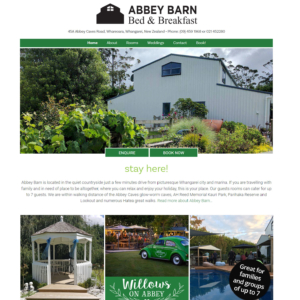 Abbey Barn BnB