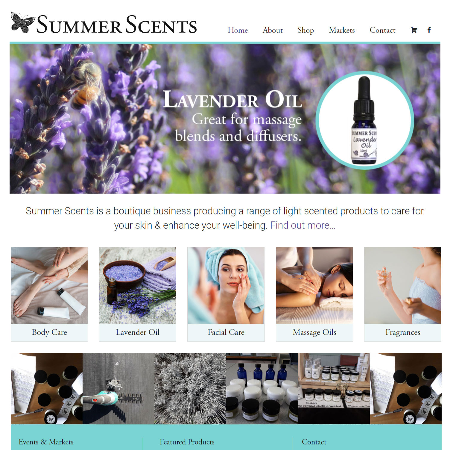 Summer Scents Shop