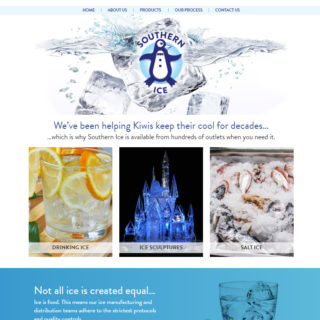 southern ice manufacturer website